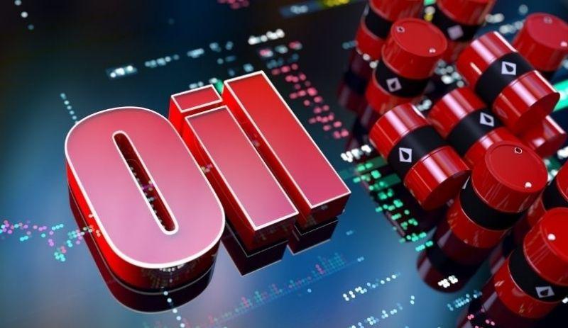 Oil price drops below zero