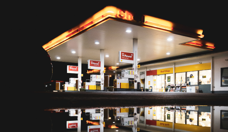 Shell loses $18bn